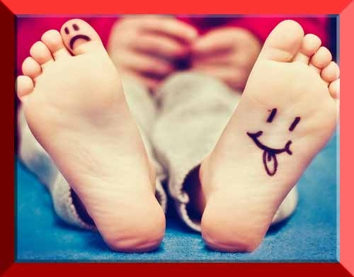 Keep your feet happy with daily diabetic foot care reminders