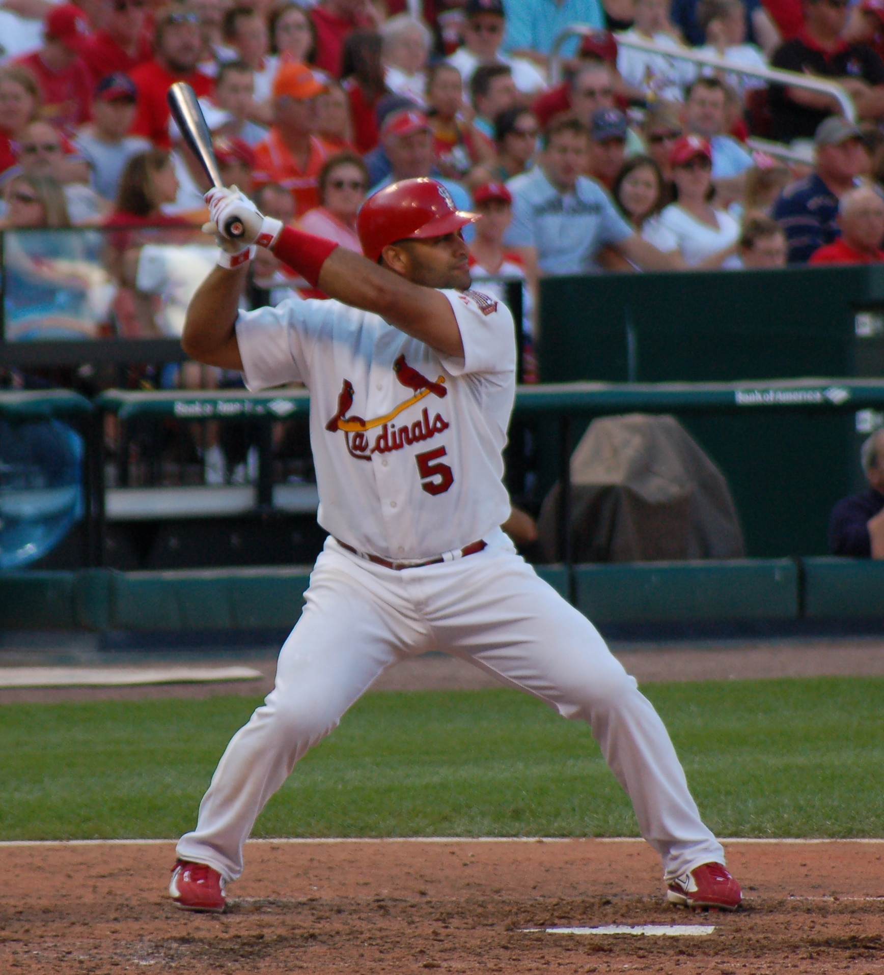 Albert Pujols, Looking in All the wrong Places